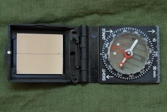 Silva Ranger 27 Compass