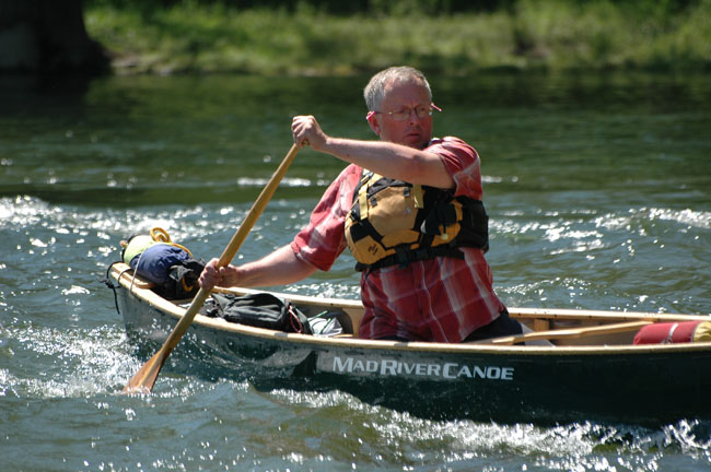 Post image for Canoe Master: An Interview with Ray Goodwin