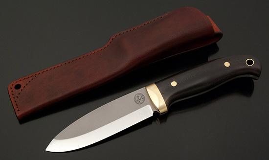 The Raven Pk1 Bushcraft Knife
