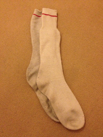 British Army Arctic Woollen Socks
