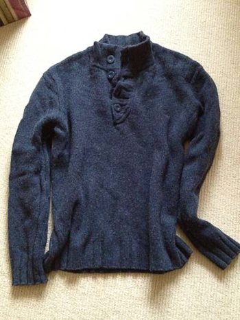 Thick Woollen Jumper