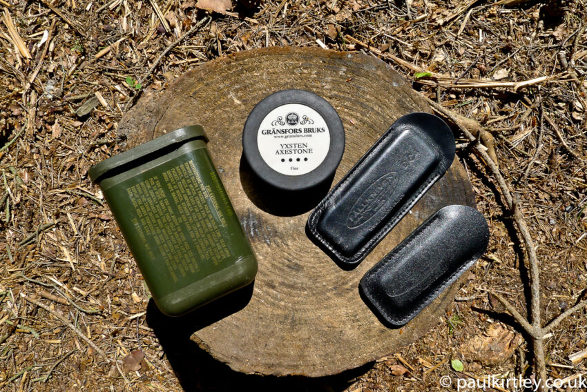 a variety of sharpening stones options