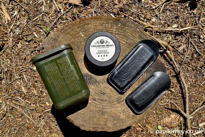 Post image for Portable Sharpening Stones: Keeping Your Edge On The Trail