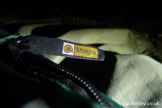 Snugpak zip pull
