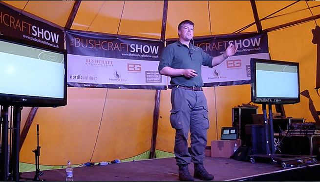 Post image for Integrating Bushcraft With Modern Outdoor Life: Bushcraft Show 2014 Presentation