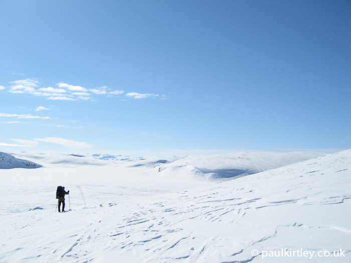 Hardangervidda viewpoint