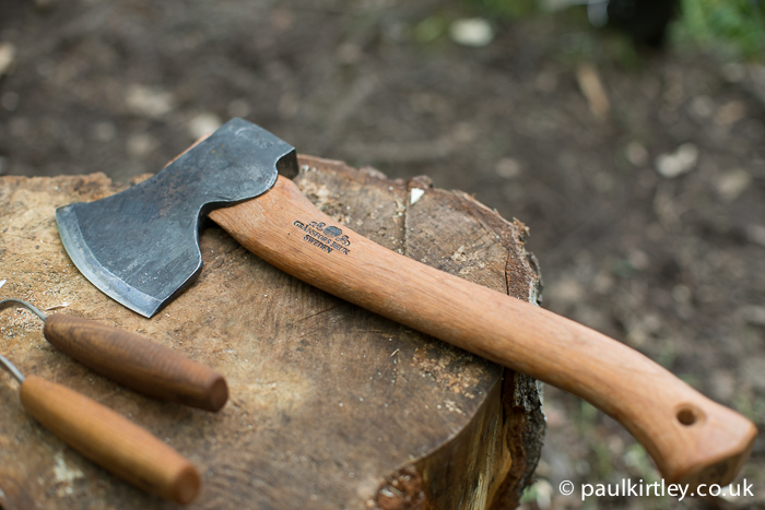 Gransfors heavy carving axe