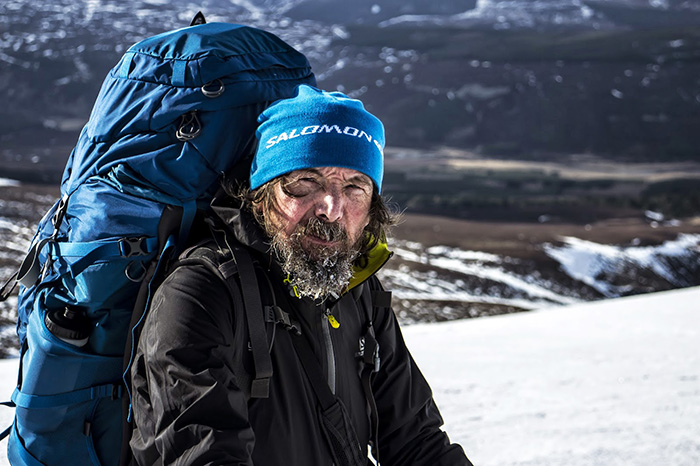 Post image for PK Podcast 008: Chris Townsend, Backpacking Legend