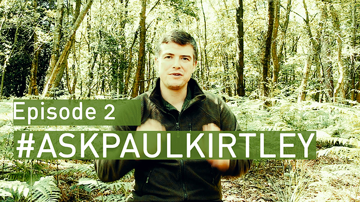 Ask Paul Kirtley Episode 2