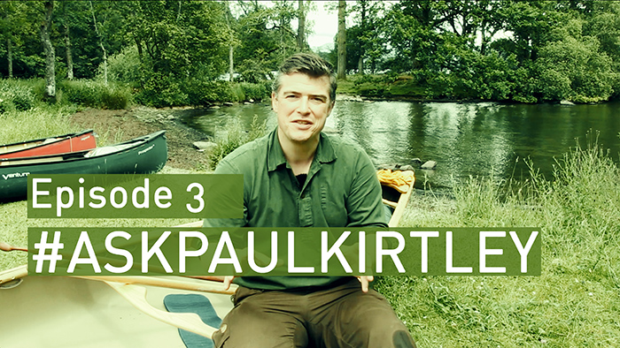 Post image for #AskPaulKirtley Episode 3: Kids & Bushcraft, Ticks, Alternative Tinders, Friction Fire Woods & Seeing More Wildlife