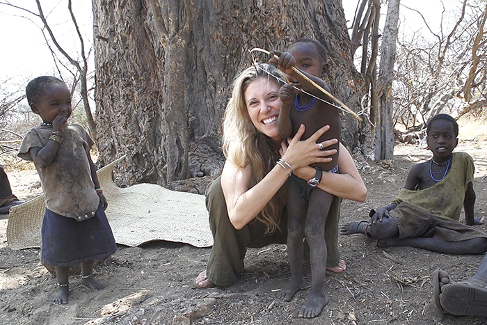 Post image for PK Podcast 010: Alyssa Crittenden On The Hadza, Honey And The Human Diet
