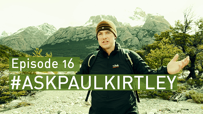 Ask Paul Kirtley Episode 16