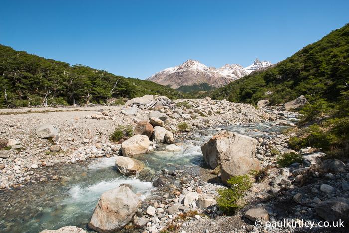 Rio Blanco, Patagonia