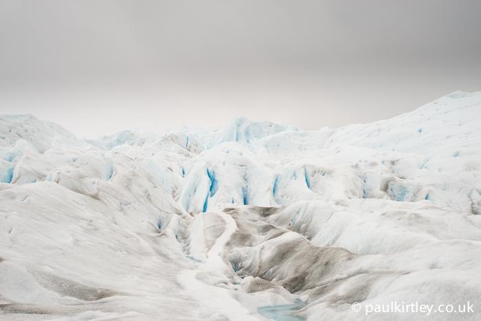 Serac on Perito Moreno