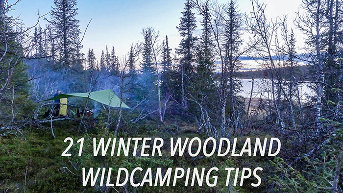 Winter Woodland Wildcamping Tips_700