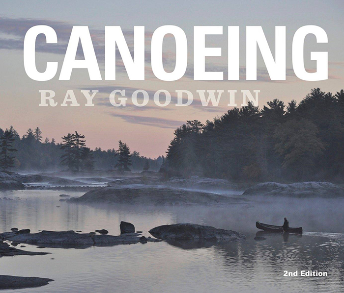 Ray Goodwin Canoeing 2nd Edition Cover
