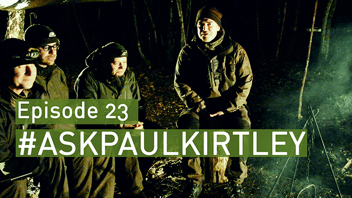 Ask Paul Kirtley ep 23