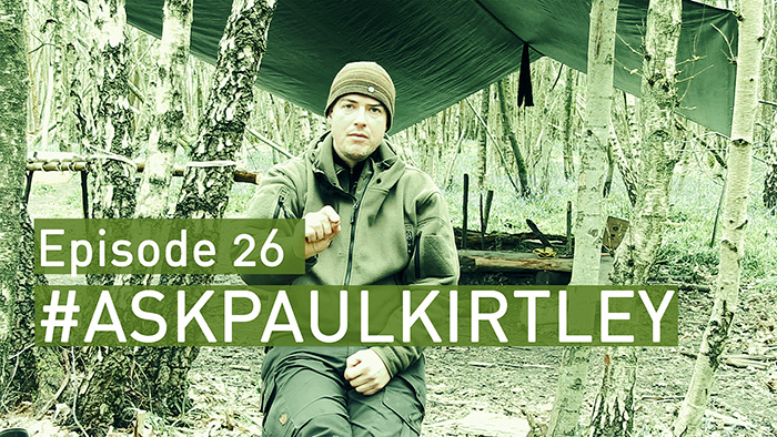 AskPaulKirtley Episode 26