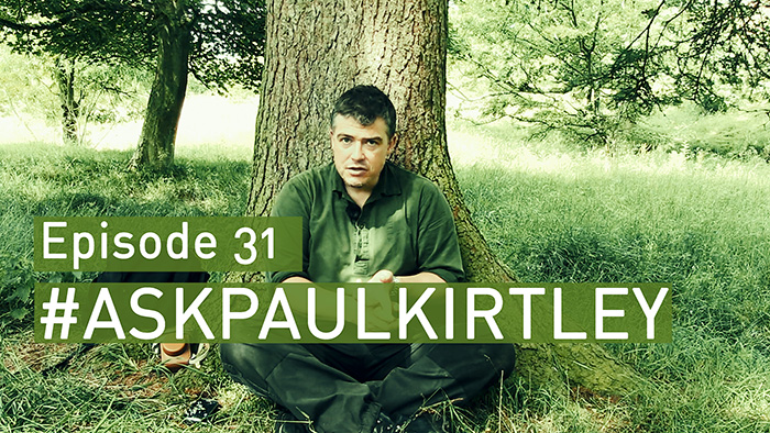 Paul Kirtley in AskPaulKirtley 31