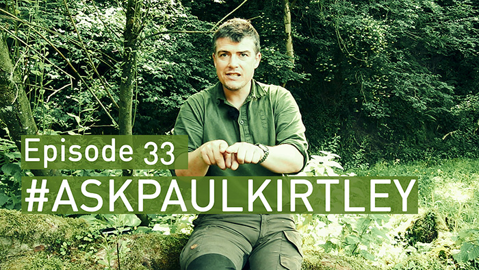 AskPaulKirtley Episode 33