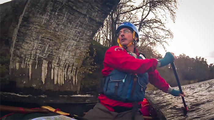 Post image for Canoeing The Spey With Kevin, Ray & Justine part 3 – River Safety