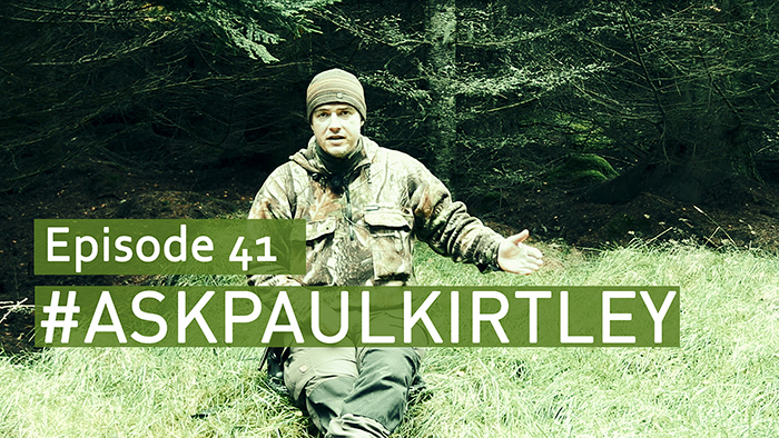 Post image for #AskPaulKirtley Episode 41 – Winter Bushcraft And Outdoor Life Questions