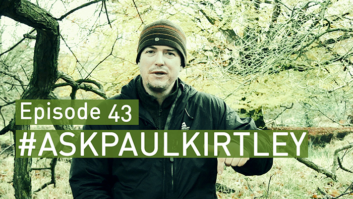 Ask Paul Kirtley Episode 43