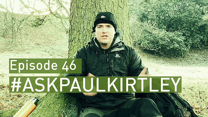 AskPaulKirtley Episode 46