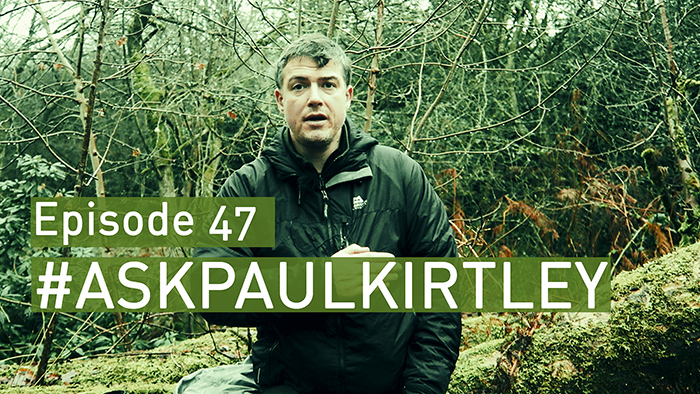 Ask Paul Kirtley Episode 47 card
