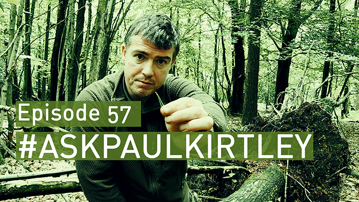 Paul Kirtley presenting #AskPaulKirtley episode 57