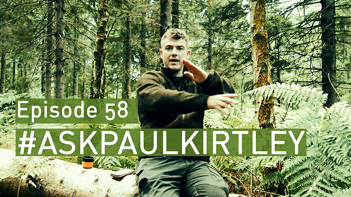 AskPaulKirtley episode 58 card