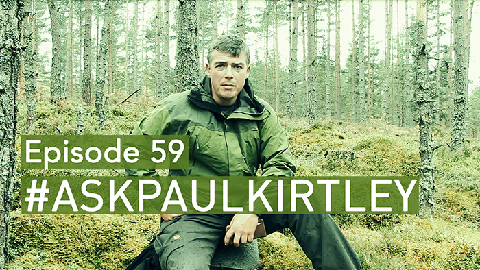 Ask Paul Kirtley episode 59 card
