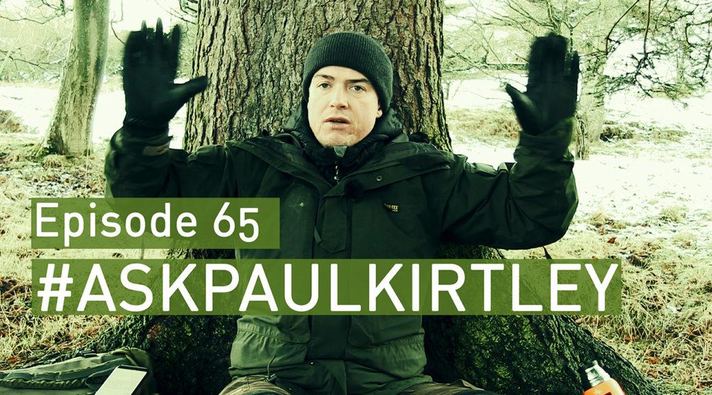 AskPaulKirtley Episode 65 front card