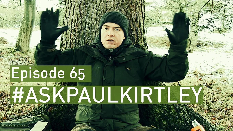 AskPaulKirtley Episode 65 front card