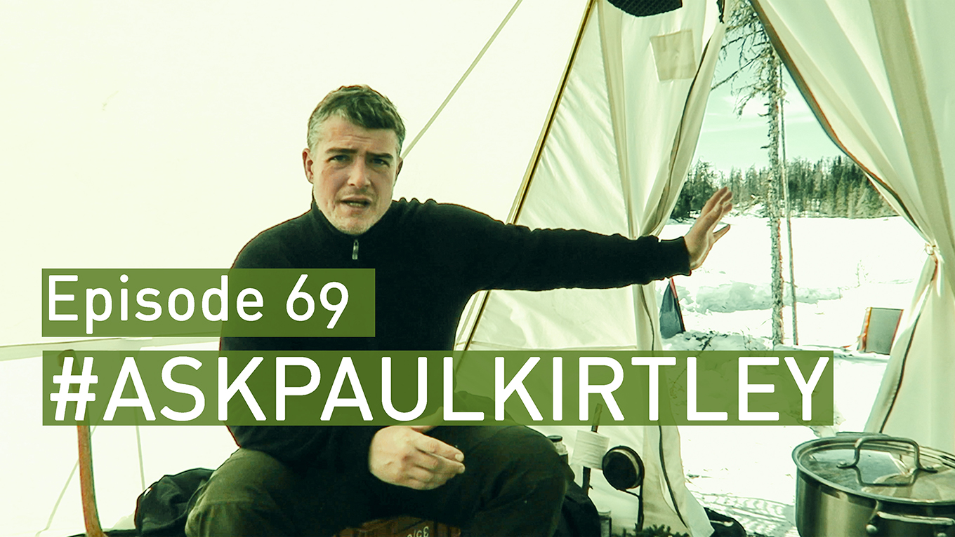 Paul Kirtley answering questions in episode 69 of #AskPaulKirtley