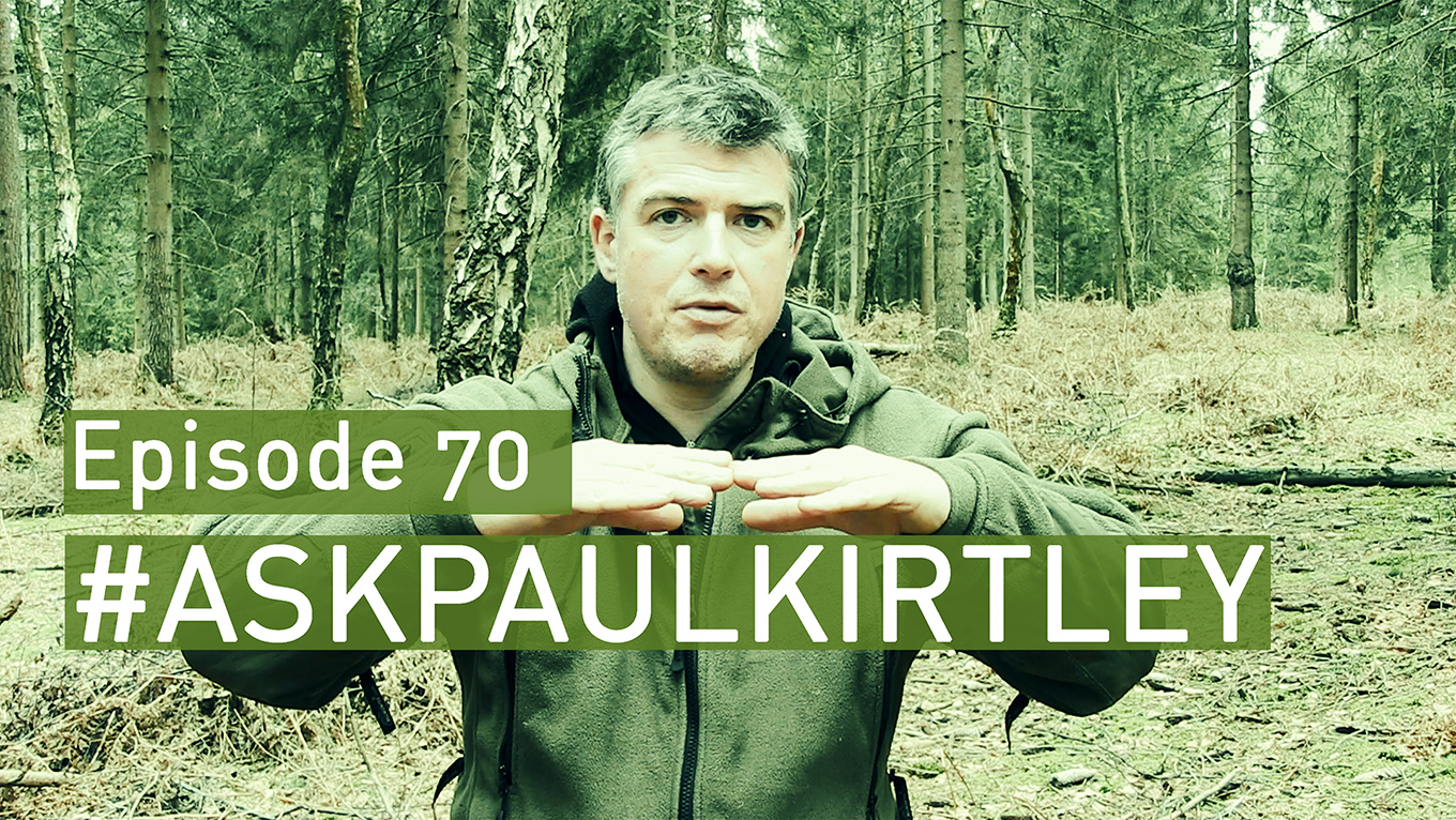 AskPaulKirtley Episode 70 front cover