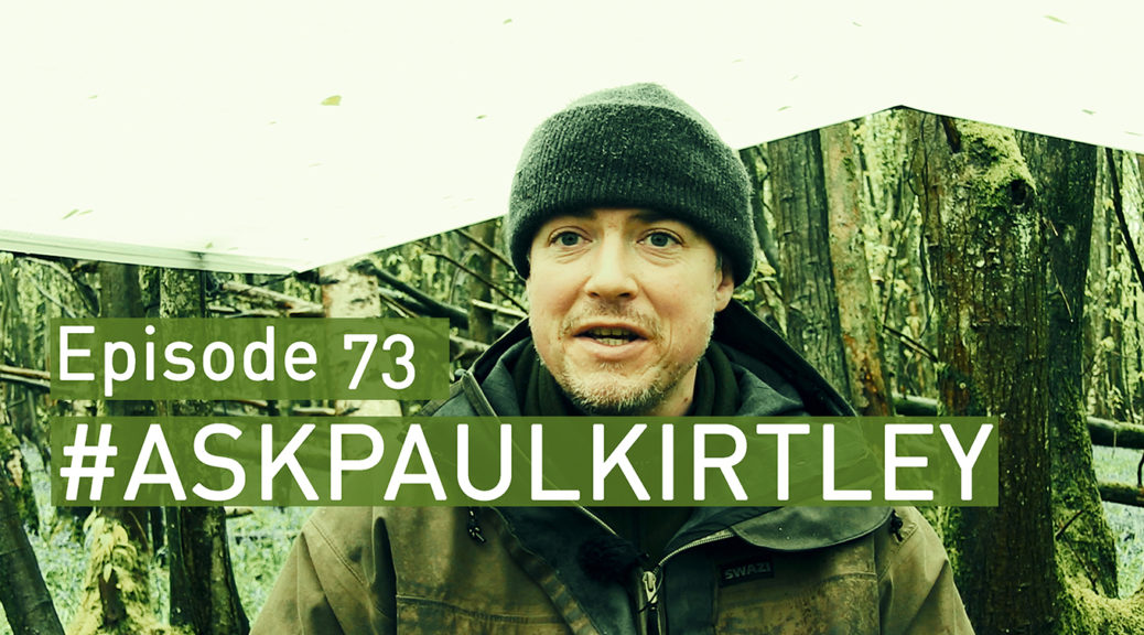 Ask Paul Kirtley Episode 73 card