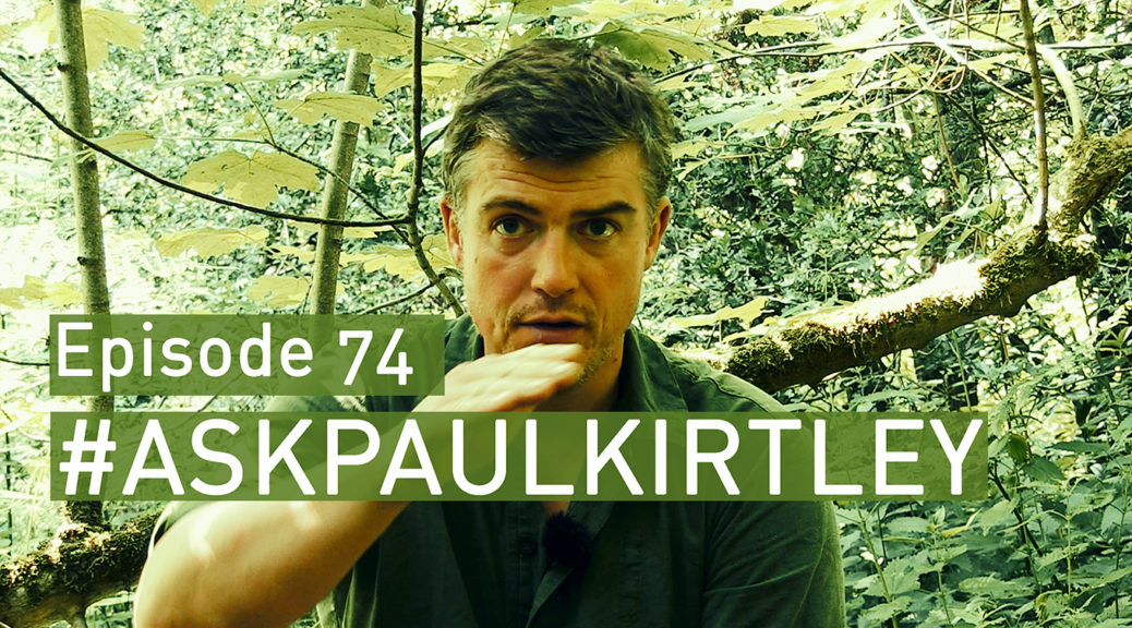 AskPaulKirtley Episode 74 featured image