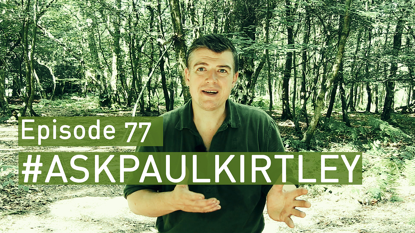 Ask Paul Kirtley 77