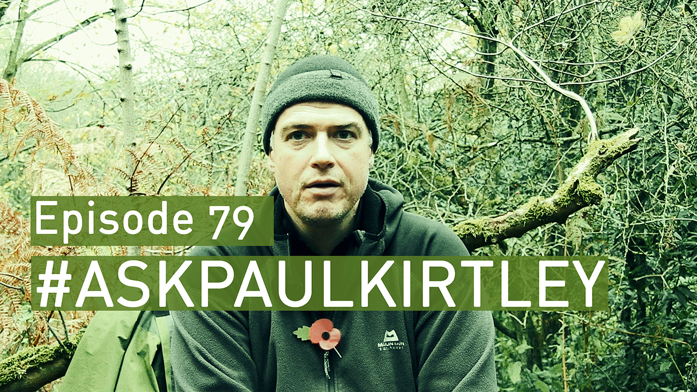 Paul Kirtley in Episode 79 of Ask Paul Kirtley