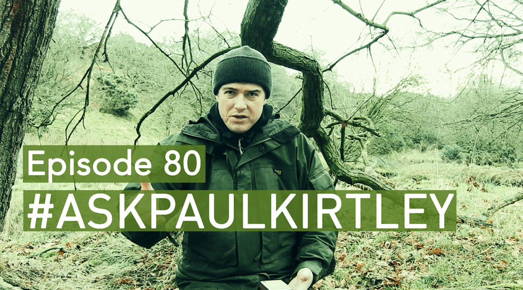 Paul Kirtley in Ask Paul Kirtley Episode 80