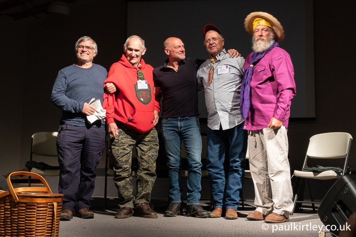 North American Titans Of Bushcraft Panel Global Bushcraft Symposium 2019